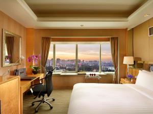 Sofitel Xian On Renmin Square, Hotels  Xi'an - big - 57