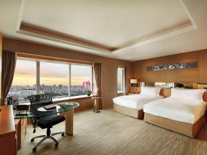 Sofitel Xian On Renmin Square, Hotels  Xi'an - big - 54