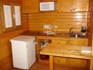One-Bedroom Cottage Camping Rural Llanos de Arance