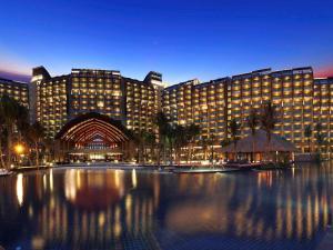 Pullman Oceanview Sanya Bay Resort & Spa, Hotels  Sanya - big - 1