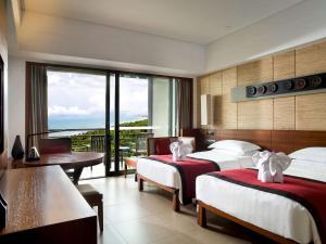 Pullman Oceanview Sanya Bay Resort & Spa, Hotels  Sanya - big - 101