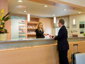 Mercure Hotel Bad Homburg Friedrichsdorf, Hotels  Friedrichsdorf - big - 32
