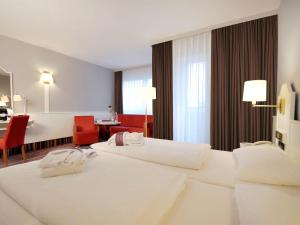 Mercure Hotel Bad Homburg Friedrichsdorf, Szállodák  Friedrichsdorf - big - 35