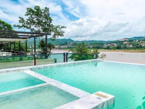Chiangkhong Teak Garden Riverfront Hotel - Ban Huai Dua