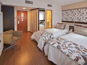 Mercure São Paulo Bela Vista, Hotels  São Paulo - big - 14
