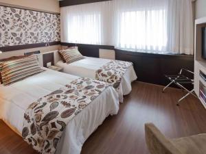 Mercure São Paulo Bela Vista, Hotels  São Paulo - big - 18