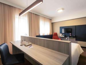Mercure São Paulo Bela Vista, Hotels  São Paulo - big - 23