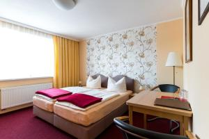 Hotel Adler, Отели  Висмар - big - 14