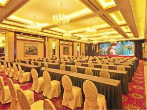 Jinan Xuefu Hotel, Отели  Цзинань - big - 31