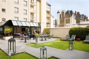 Escale Oceania Saint Malo, Hotels  Saint-Malo - big - 36