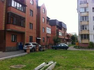 Apartment on Kirova 4/1 - Privol'noye
