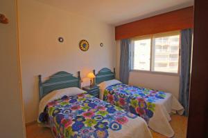 Holiday Apartment Apolo IV 16, Апартаменты  Кальпе - big - 9
