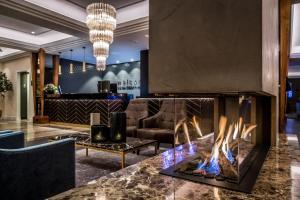Radisson Blu Palace Hotel Noordwijk, Отели  Нордвейк-ан-Зее - big - 60