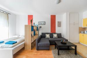 Klauzal 11 City Center Apartment, Appartamenti  Budapest - big - 8