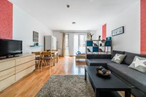 Klauzal 11 City Center Apartment, Appartamenti  Budapest - big - 3