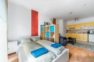 Klauzal 11 City Center Apartment, Appartamenti  Budapest - big - 13
