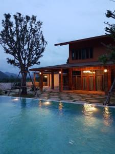 Phachuanchom Resort Khaoyai, Penziony  Mu Si - big - 44