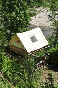Location gîte, chambres d'hotes Camping de l'Auberge dans le département Aveyron 12