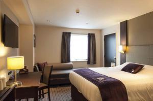 Premier Inn Glasgow Pacific Quay, Hotel  Glasgow - big - 15