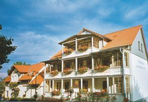 Hotel Pension Am Kurzentrum - Bad Suderode