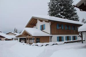 Fewo Ammertal, Apartmány  Oberammergau - big - 8