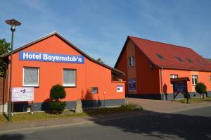 Gasthof Bayernstub'n Wiesenau, Hotely  Wiesenau - big - 16
