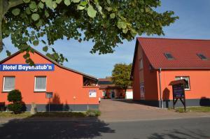 Gasthof Bayernstub'n Wiesenau, Hotely  Wiesenau - big - 12