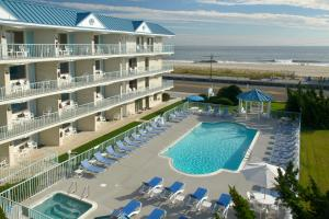 Sea Crest Inn, Мотели  Кейп-Мей - big - 36