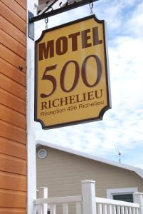 Le 500 Richelieu, Hotels  La Malbaie - big - 26