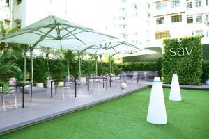 Hotel Sav, Hotely  Hongkong - big - 44