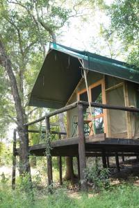 Ndzhaka Tented Camp, Luxusní stany  Rezervace Manyeleti - big - 6