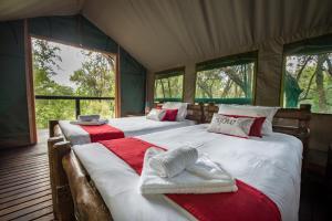 Ndzhaka Tented Camp, Luxusní stany  Rezervace Manyeleti - big - 4