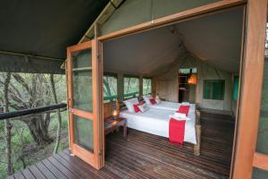 Ndzhaka Tented Camp, Luxusní stany  Rezervace Manyeleti - big - 5
