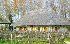 Ukraina Hotel ETHNOMIR - Akhmatovo