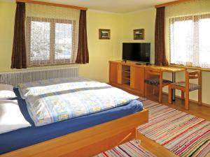 Haus Bergblick 130W, Апартаменты  Целль-ам-Зе - big - 4