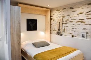 Unsejouranantes - Le Bel Air, Apartmány  Nantes - big - 18