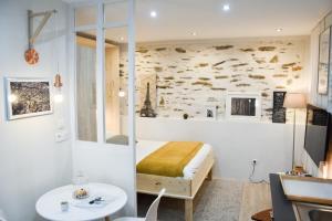 Unsejouranantes - Le Bel Air, Apartmány  Nantes - big - 24