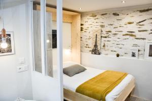 Unsejouranantes - Le Bel Air, Apartmány  Nantes - big - 21