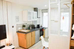 Unsejouranantes - Le Bel Air, Appartamenti  Nantes - big - 34