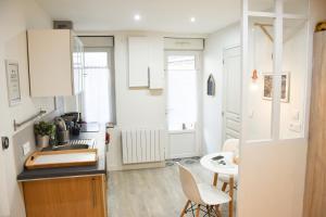 Unsejouranantes - Le Bel Air, Apartmány  Nantes - big - 32