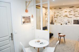 Unsejouranantes - Le Bel Air, Apartmány  Nantes - big - 31