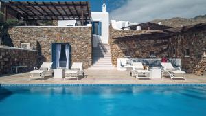 Mykonos Panormos Villas & Suites, Villen  Panormos Mykonos - big - 148