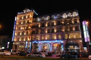 Grand Boss Hotel, Hotels  Yilan City - big - 32