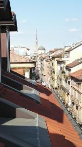 Mansarda vista Mole - AbcAlberghi.com