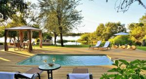 River View Lodge, Chaty v prírode  Kasane - big - 25