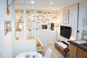 Unsejouranantes - Le Bel Air, Apartmány  Nantes - big - 23