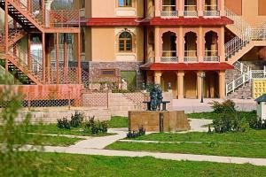 India Hotel ETHNOMIR - Akhmatovo