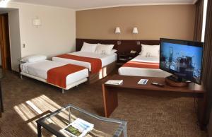 Hotel Director Vitacura, Hotely  Santiago - big - 67