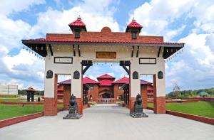 Nepal Hotel ETHNOMIR - Akhmatovo