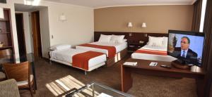 Hotel Director Vitacura, Hotely  Santiago - big - 61